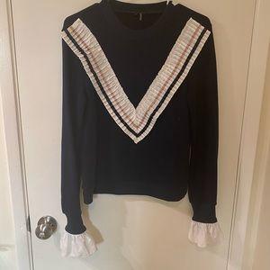 English factory fun sweatshirt